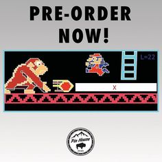 #Repost @pin_house  THE TIME IS NOW! Our first sliding pin is officially on pre-order! I'd like to present our classic 8 bit sliding pin design! The fiery barrel will be the featured moving piece and it will slide back and forth as if Mario is jumping over it! Pre-orders available through our shop! | http://ift.tt/2alUOCs | Shop link is in the bio | #pinhouse #pins #hatpins #hatpinsforsale #art #artist #artwork  #pingameproper  #hatpingame #pinsofig #softenamelpins #pinsofinstagram…