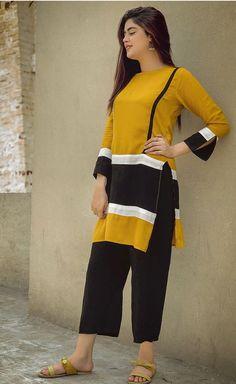 Pakistani Party Wear Dresses, Simple Pakistani Dresses, Pakistani Fashion Casual, Indian Fashion Dresses, Girls Fashion Clothes, Pakistani Dress Design, Pakistani Designers, Woman Clothing, Fashion Outfits