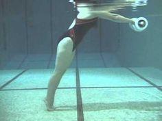 Peyow Aqua Pilates Workout Basics - YouTube