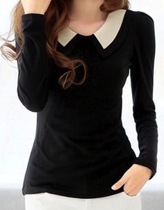 casual formal blouse