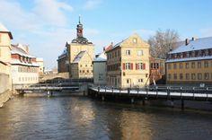 Bamberger Mühlenviertel