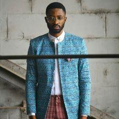 Gentleman Ric Hassani.  Image via @richassani  _____ #Osengwa | #AfricanArt | #AfricanFashion | #AfricanMusic | #AfricanStyle | #AfricanPhotography | #Afrocentric | #Melanin | #African | #Art | #AfricanInspired | #InspiredByAfrica | #BlackIsBeautiful | #ContemporaryArt | #OutOfAfrica