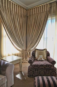 Fabric Fusion Website in 2019 Fancy Curtains, Classic Curtains, Luxury Curtains, Elegant Curtains, Modern Curtains, Curtains Childrens Room, Living Room Decor Curtains, Home Curtains, Bedroom Decor