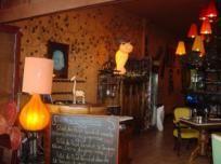 Restaurant CACAO SAMPAKA.  Cuisine française . Complexe de la Baie des Citrons. Tel: 26 45 46.  Accueil chaleureux et cuisine sympa .  Nice Place