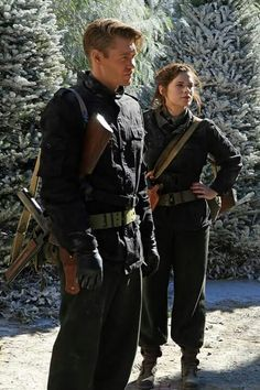 Agent Peggy Carter season 1 episode 5 s1 ep5 the howling commandos Hayley Atwell Chad Michael Murray