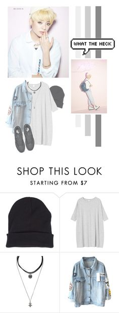 """""""Amber Liu"""" by lazy-alien ❤ liked on Polyvore featuring Monki, Forever 21, NIKE, fx and amberliu"""