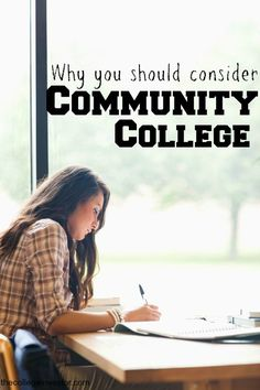 Wondering why you should consider a community college? There are several benefits of doing so but also reasons not to. Find out why.