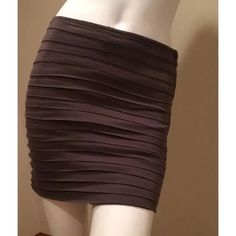 "⚡️FLASH SALEUrban Outfitters Silence + NoiSkirt XS Urban Outfitters Silence + Noise Tiered Ruffle Gray Mini Skirt XS  Waist: 11.5"" flat  Length: 14.5"" long   Great condition Urban Outfitters Skirts Mini"