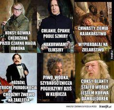 hahahah dobre Rowling Harry Potter, Harry Potter Film, Harry Potter Fan Art, Harry Potter Universal, Harry Potter Memes, Polish Memes, Weekend Humor, Funny Mems, Wtf Funny