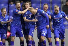 Los aficionados islandeses ansiosos por la Euro 2016