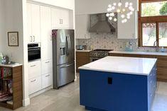 a Ikea Sektion Cabinets, Kitchen Cabinets Fronts, Cabinet Fronts, Custom Kitchen Cabinets, Custom Cabinetry, Julie's Kitchen, Kitchen Prices, Cabinet Companies, Modular Design