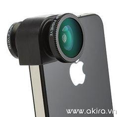 Ống kính chụp hình cho Iphone.....