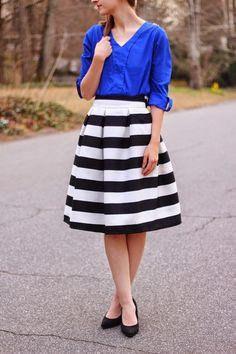 Stripes and Cobalt