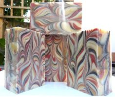 fleur de lis soap - micamoma… this is possibly one of the most beautiful soaps I have seen!