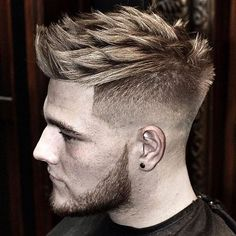 Cool Thin Sideburn Styles