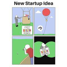 #Startup #Ideas