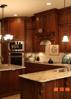 Like Cabinets, Countertop And Top Backsplash, Not 2 Different Back Splashes  On Same Wall.