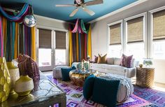 20 Moroccan-Inspired Rooms - Inspiration