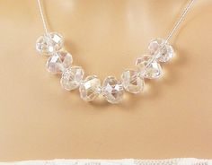 Aleksandr's+Diamond+Necklace+Sex+and+the+by+SterlingJoyBoutique,+$29.00