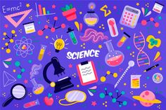 General Science Online Mock Test » PSC Mock Test Science Icons, Science Words, Science Education, Science Art, Science Online, Science Background, Book Background, Chalkboard Background, Cute Wallpaper Backgrounds