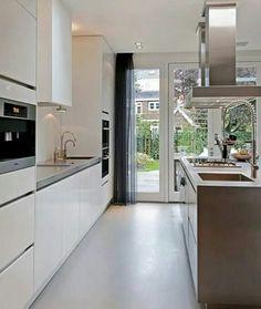 #kitchen#clean#white