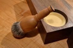 Paul Bunyan, Shaving Soap, Hard Earned, Water Damage, Man Style, Badger, Hair Brush, Wood Design, Joinery