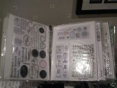 CRAFTY STORAGE: Unmounted stamps