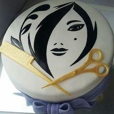 Bildergebnis für торт для парикмахера