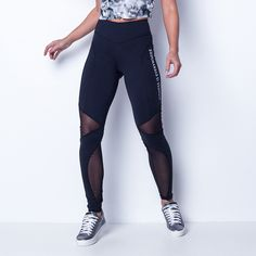Legging Everywhere Black @ Labellamafia - Labellamafia