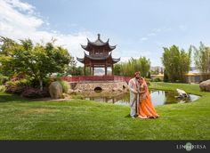 Four Seasons Westlake Village Indian Wedding Ceremony | Yuvi & Harleen