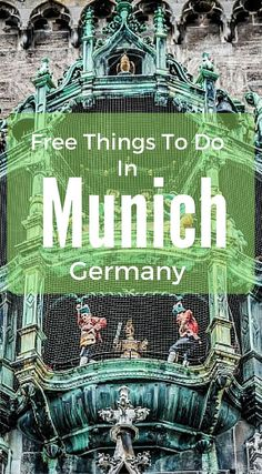 Free things to do in Munich Germany. Our mission is to give you a big enough taste to whet your appetite and leave your memories of Munich as magic. Not just a Munich City guide but and actual layout based on our own experiences in the city.