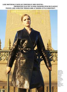 legends of the fall: milana kruz by tung walsh for marie claire july 2014