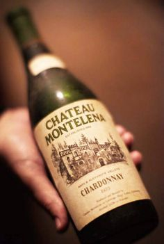 The wine that changed it all: 1973 Chateau Montelena Chardonnay