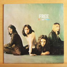 FREE - Fire and Water - Vinyl LP All right now Mr. Big Paul Rodgers Paul Kossoff