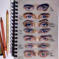 eyes of the original 6 [loki] - - Which one is your favorite? - - - I really enjoyed making this and i hope you all like it! Avengers Movies, Avengers Fan Art, Avengers Quotes, Avengers Imagines, Marvel Fan Art, Marvel Memes, Marvel Avengers, Marvel Comics, Loki Scepter