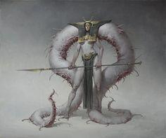 ArtStation - Girl, Bogdan Rezunenko