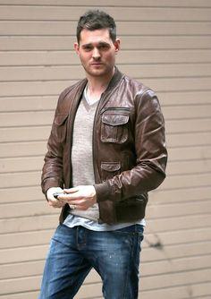 Michael Buble Clothes