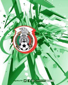 #Wallpaper Mod14102013CTG(1) #LigraficaMX #DiseñoYFútbol #ElFútbolNosInspira • #ContigoSiempre @Selección Mexicana