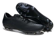 super popular 54ca4 dffa8 Nike Hyper Venom Phantom FG Boots All Black