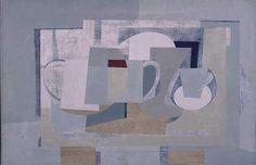 Your Paintings - Ben Nicholson paintings Gallery Of Modern Art, Museum Art Gallery, Still Life Fruit, Mid Century Art, Art Uk, Cubism, Oil On Canvas, Illustration, Abstract Art