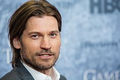 Among the many sexy stars on Game of Thrones, actor Nikolaj Coster-Waldau stands out. Whether his character Jaime Lannister is having a moment as a hunky, Jamie Lannister, Cersei And Jaime, Game Of Thones, Nikolaj Coster Waldau, King's Landing, S Man, Gq, Close Up, Sexy Men