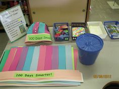 Teaching Blog Addict: 100th Day of school Ideas from Mrs. Unger