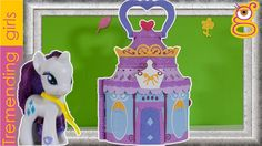 My Little Pony La Boutique de Rarity - Juguetes en español - Ponys de Cr...