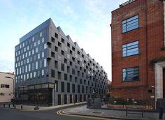 Adjaye Associates, Ed Reeve · Rivington Place. London