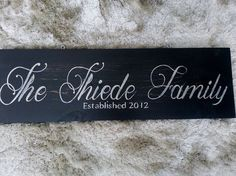 Hey, I found this really awesome Etsy listing at https://www.etsy.com/listing/183529386/personalized-family-name-sign