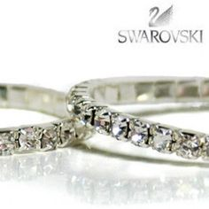 Nothing shines or reflects better than the luxurious Swarovski Crystal. This beautiful Swarovski Crystal Elements Tennis Bracelet will sparkle and shimmer all year long. ►►►Elegant Stretch Tennis Bracelet with Genuine Swarovski ® Crystal Elements.. | eBay!
