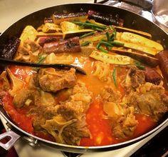 💗 Kare Kare, Thai Red Curry, Ethnic Recipes, Food, Essen, Meals, Yemek, Eten