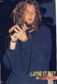 Gerard Way, Mike Starr, Grunge, Jerry Cantrell, Mad Season, Layne Staley, Nu Metal, Alice In Chains, Chris Cornell