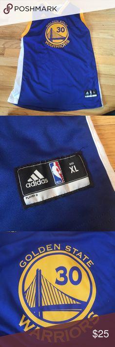 Adidas steph curry jersey Flawless adidas jersey Adidas Shirts Tank Tops
