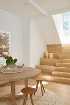 Why Sophie chose engineered timber floors — THREE BIRDS RENOVATIONS Engineered Timber Flooring, Three Birds Renovations, Interior Stairs, Stairway, Sweet Home, House Design, Garden Design, Interior Design, Interior Ideas